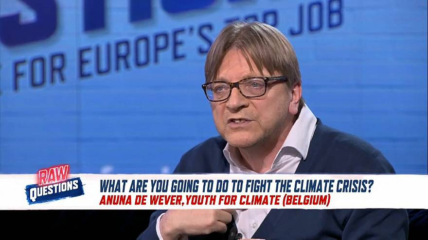 Guy Verhofstadt: 'There is no east-west divide in Europe'