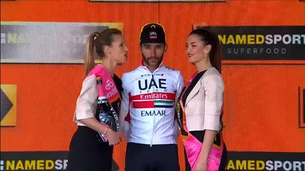 Victoria amarga de Fernando Gaviria en el Giro de Italia
