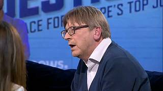 EU top job hopeful Guy Verhofstadt: 'I'm maybe the first Eurosceptic'