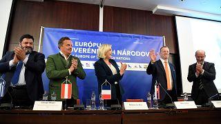 Φ. Κρανιδιώτης και Μαρί Λεπέν μαζί στη Σλοβακία