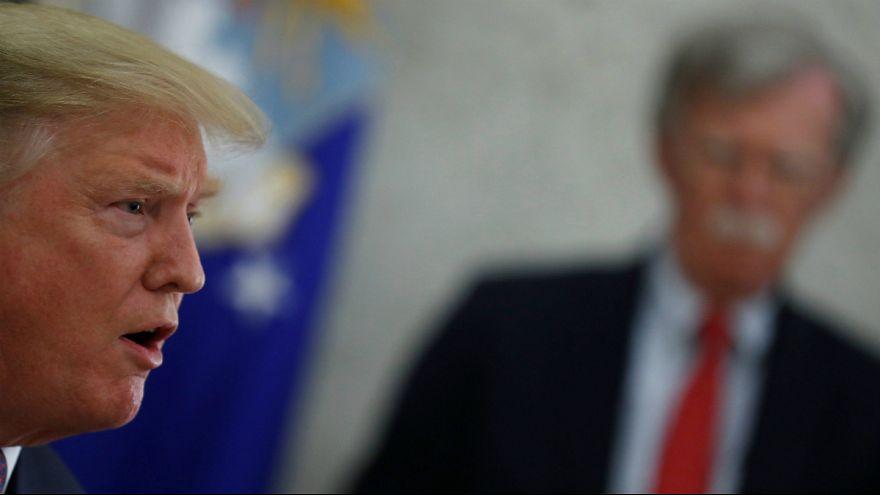 ترامپ: هرگونه اقدام ایران علیه آمریکا اشتباه بزرگی خواهد بود