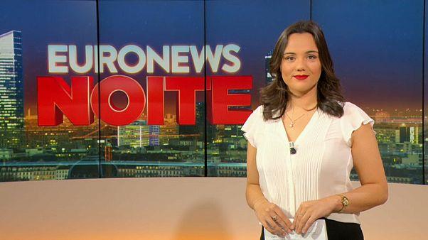 Euronews Noite | As notícias do mundo de 13 de maio de 2019