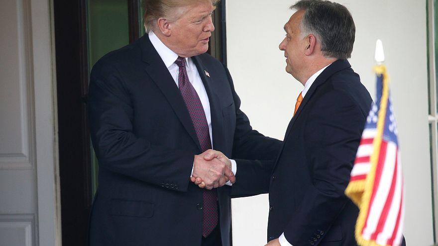 Trump-Orbán: migráció és fegyverüzlet