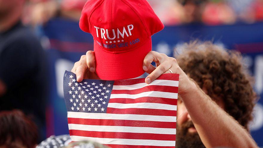 """Trump acusa: """"A China têm-se aproveitado dos EUA"""""""