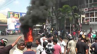 Estallido de violencia contra los musulmanes en Sri Lanka