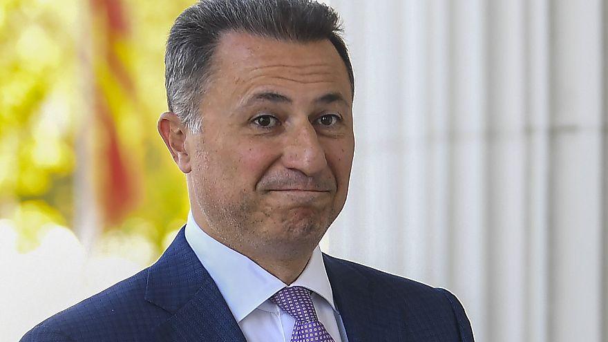 Η Β. Μακεδονία αιτήθηκε διεθνές ένταλμα σύλληψης για τον Γκρουέφσκι