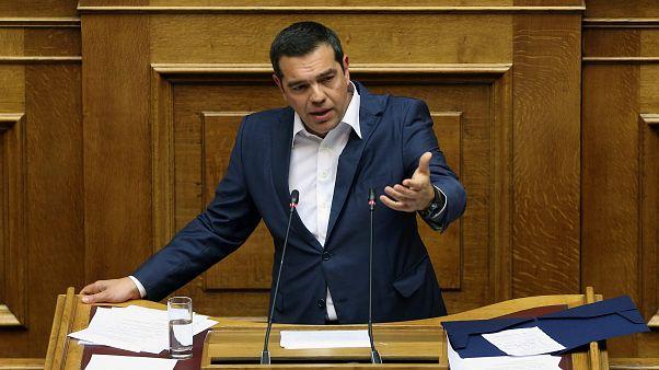 Yunanistan Başbakanı Çipras: Türkiye böyle devam ederse ekonomik yaptırımlar gelebilir