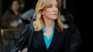 Ένοχη δήλωσε η ηθοποίος Φελίσιτι Χάφμαν