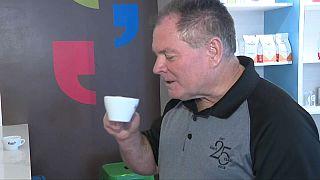 تعرف على أغلى فنجان قهوة في العالم