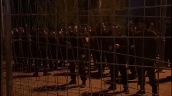 Az új katedrális megépítése ellen tiltakoztak Jekatyerinburgban