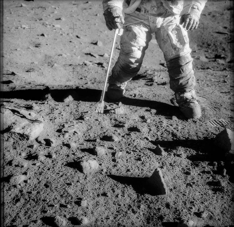 Nov. 14, 1969, Apollo 12 launched and became America's second successful mission to the moon.