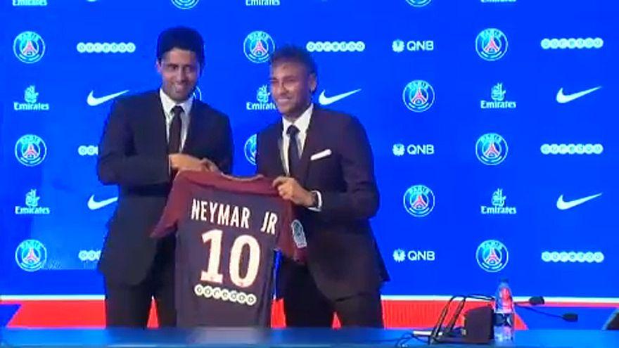 Sólo Neymar puede utilizar la marca Neymar