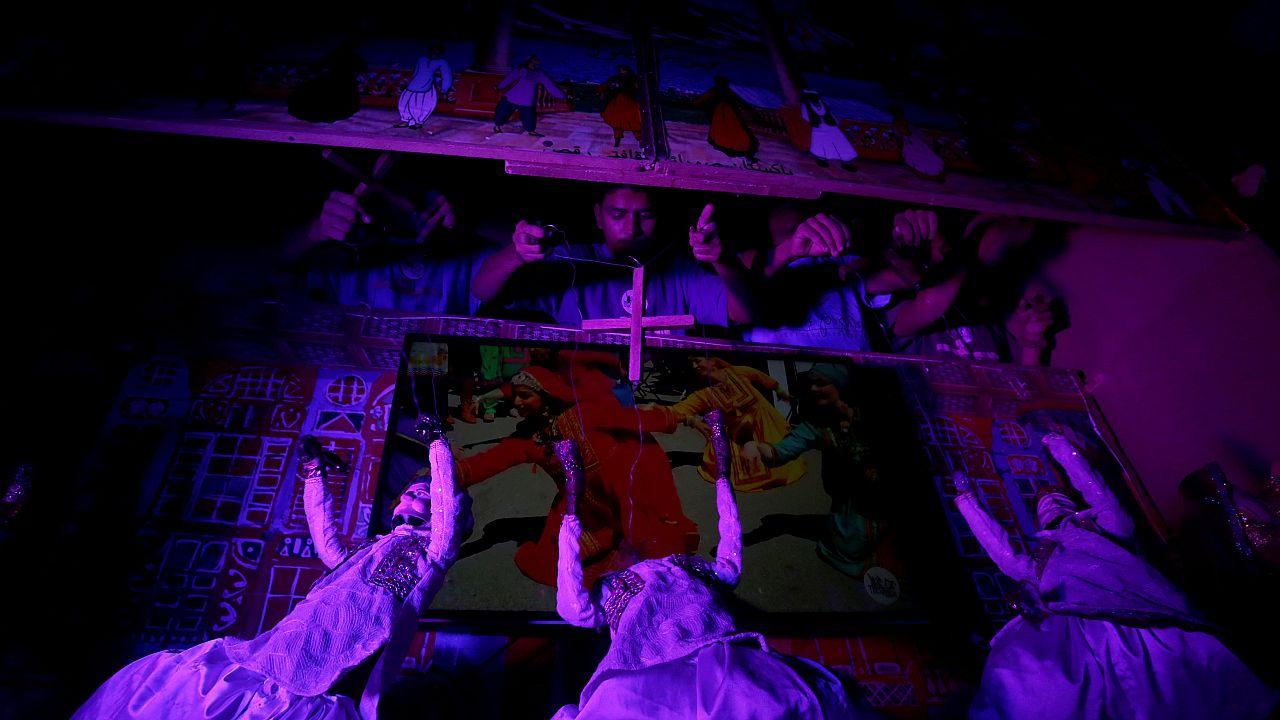 Фестиваль кукольных театров в Лиссабоне