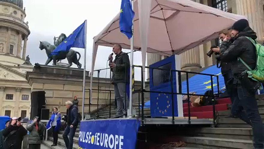 EU election's cross-border candidates