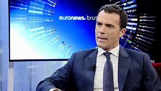O italiano Sandro Gozi concorre a eurodeputado por uma lista em França
