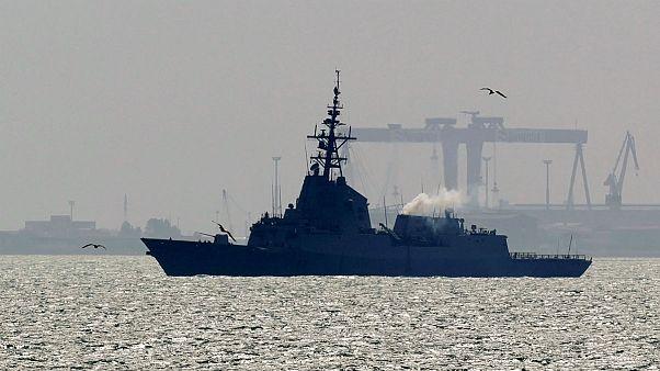 اسپانیا ناو خود را از گروه ضربت دریایی آمریکا در خلیج فارس خارج کرد