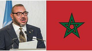 """تتويج ملك المغرب محمد السادس بوسام الشرف """"إليس آيلاند"""" الأمريكي"""