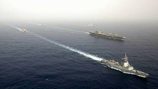 España retiró la fragata del Golfo por un cambio de misión de EEUU