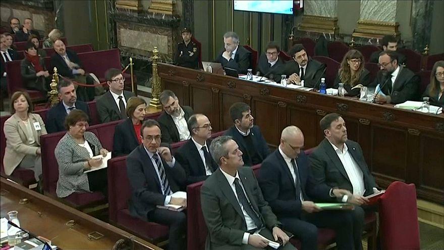 El Supremo autoriza a los presos independentistas asistir al pleno de constitución de las Cortes