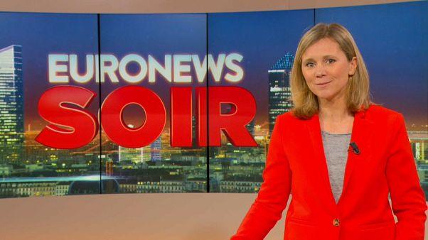 Euronews soir : l'actualité du 14 mai