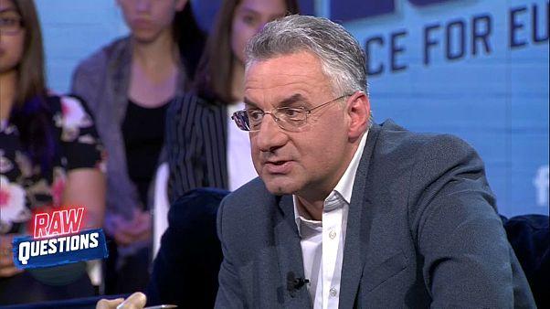 """Jan Zahradil: """"Ich bin kein Nationalist, ich bin Patriot"""""""
