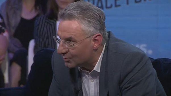 """Jan Zahradil: """"Nunca fui fã da política de apaziguamento de Mogherini"""""""
