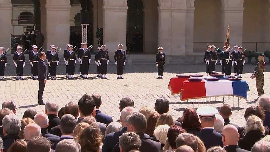 """""""Франция не забудет ваш подвиг"""""""