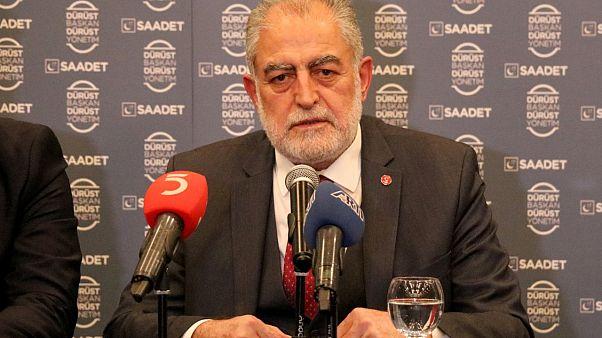 Saadet Partisi 23 Haziran seçiminde yarışacak adayını açıkladı