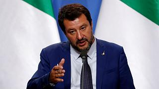 ماتئو سالوینی، وزیر کشور ایتالیا