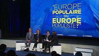 Populaire ou populiste ? Débat sur une Europe qui ne fait plus rêver