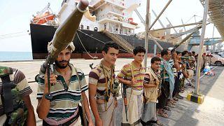 سازمان ملل: حوثیها کنترل بنادر حدیده را به گارد ساحلی واگذار کردند