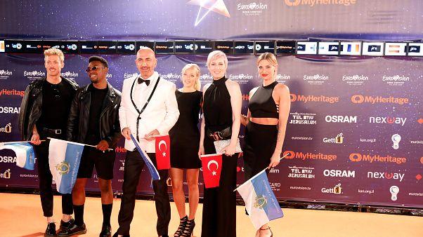 Eurovision'da San Marino'yu Türk sanatçı Serhat temsil ediyor