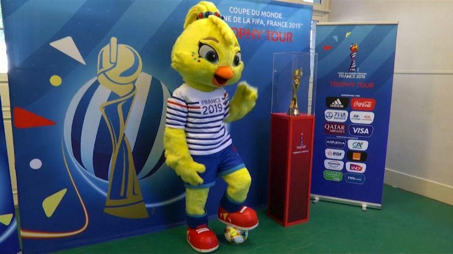 Coupe du monde féminine : Ramenez la coupe à la maison!