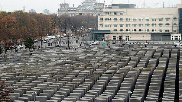 النصب التذكاري لضحايا الهولوكست في برلين