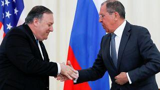 Συμφωνία Λαβρόφ - Πομπέο για εξομάλυνση των σχέσεων Ρωσίας - ΗΠΑ