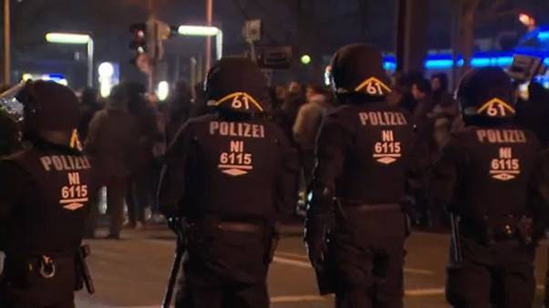 A politikai bűncselekmények száma csökkent, de az antiszemita jogsértések száma nőtt Németországban