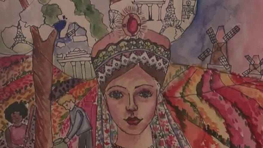 Németh Zoé rajza