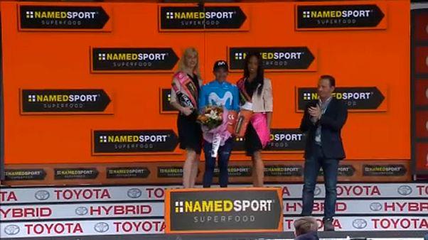 Ecuadori szakaszsiker a Giro d'Italián