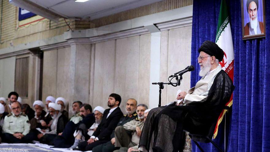 خامنهای در واکنش به تنشهای اخیر ایران و آمریکا: جنگ رخ نمیدهد