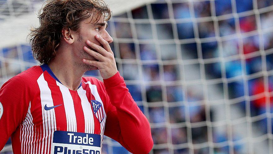 Griezmann comunica al Atletico de Madrid que se va del club