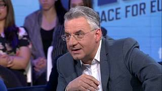 Brexit was 'mistake of the EU' says top job hopeful Jan Zahradil