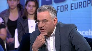 Abandon 'unrealistic' carbon target says EU top job hopeful Zahradil