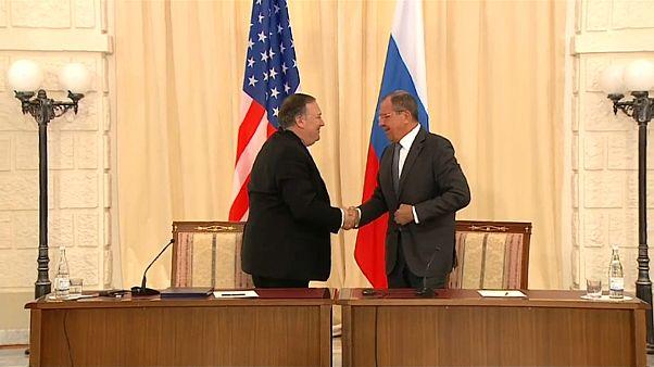EUA e Rússia querem melhorar relações