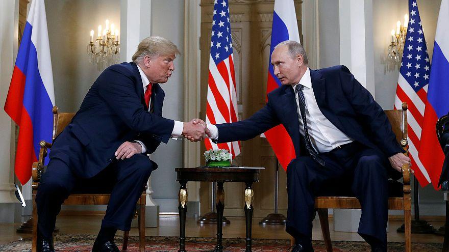 Pompeo in Sotschi - Annäherung zwischen Russland und USA