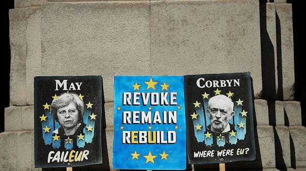 خروج المملكة المتحدة من الاتحاد الأوروبي سيُطرح على البرلمان البريطاني مجددا الشهر المقبل