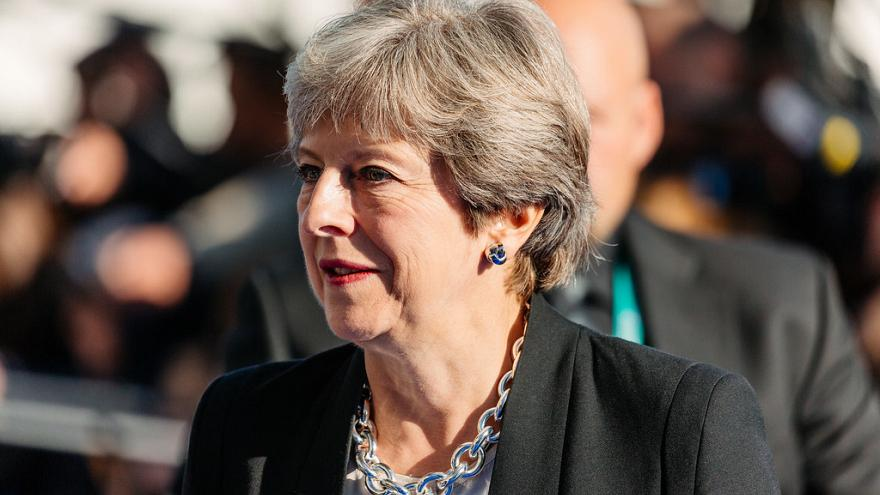 Premierministerin Theresa May plant neues Brexit-Votum