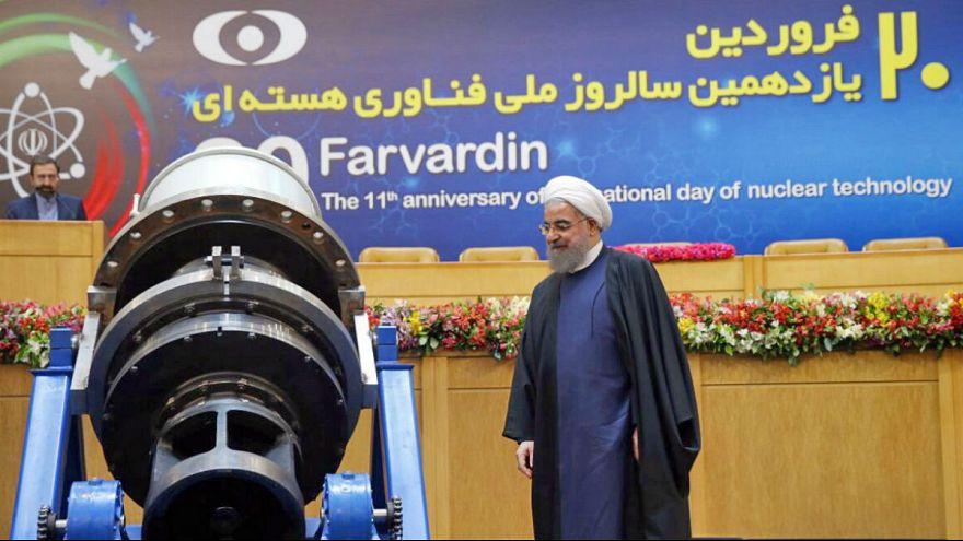 ایران توقف برخی از تعهدات برجامی خود را رسما آغاز کرد