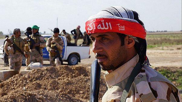 سرباز حشدالشعبی در عراق