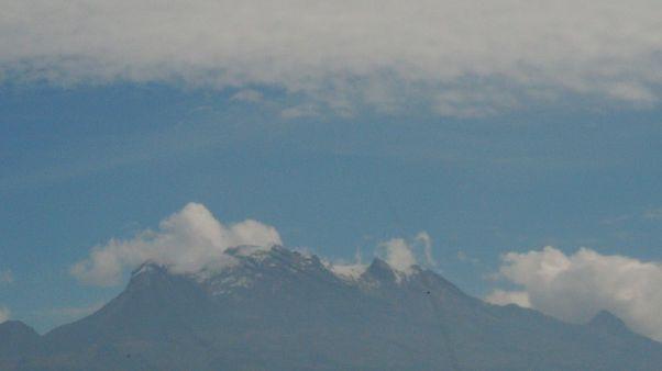 La Ciudad de México asfixiada por la contaminación ambiental