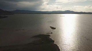 Mit Hilfe von EU-Millionen: See in Griechenland führt wieder Wasser